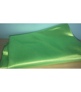 Tela verde flúor