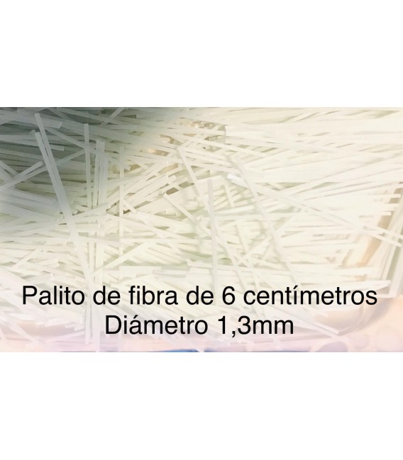 Palito de fibra de vidrio de 1.3mm