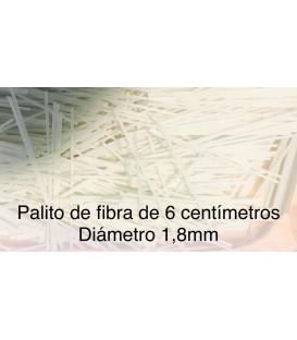 Palito de fibra de vidrio de 1.8mm