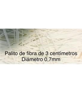 Palito de fibra de vidrio de 0.7mm
