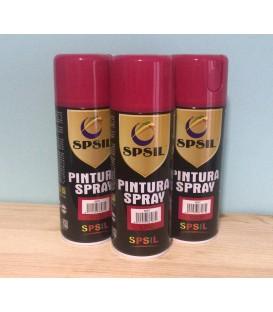 Pintura spray SPSIL 400ml fucsia flúor
