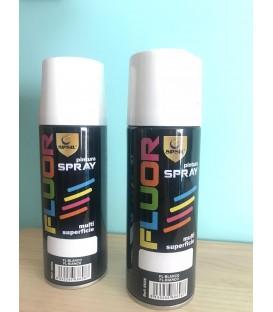 Pintura spray SPSIL 200ml blanco flúor
