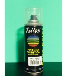 Barniz en spray Felton.